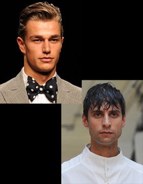 Men's Hairstyle Trends 2015: Gelled Styles